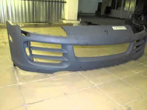 Бампер передний Porsche Cayenne 955 7L5807221BB Передний бампер Порше Кайен 955