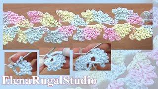 getlinkyoutube.com-Lace Cord Free Crochet Tutorial 6