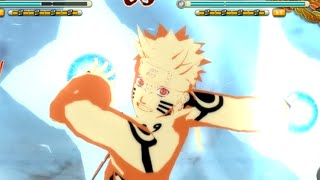 getlinkyoutube.com-KURAMA NARUTO MOVESET (Revolution Port to STORM 3)