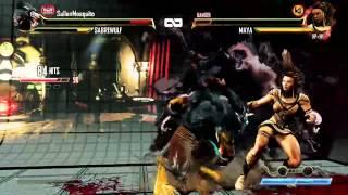 getlinkyoutube.com-Killer Instinct Sabrewulf Ultra 162 World Record