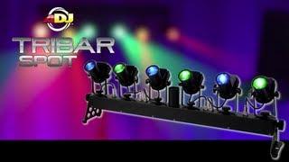 getlinkyoutube.com-American DJ Tribar Spot