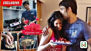 getlinkyoutube.com-Valentine Special - Vivian Dsena Cooked for Vahbbiz Dorabjee