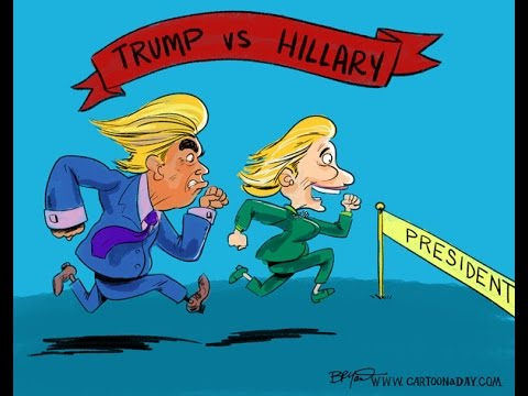 President Election Astrology Predictions 2016 & 2017: Donald Trump & Hillary Clinton