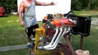 getlinkyoutube.com-Chevy Big Block Engine Starting