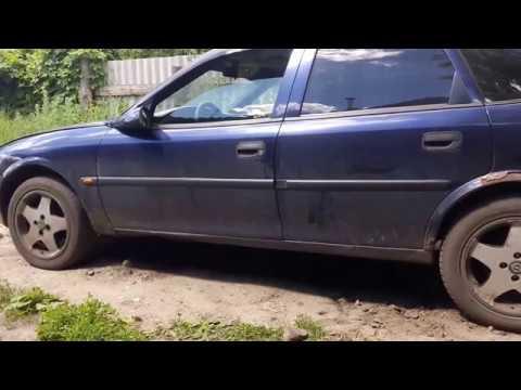 Исправляем перекос стекла Opel vectra B
