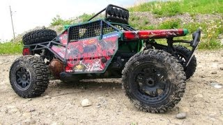 getlinkyoutube.com-RC ADVENTURES - HUGE Kraken RC Class 1 TSK (True Scale Kit) for the Off Road HPI Baja 5B/SC/T