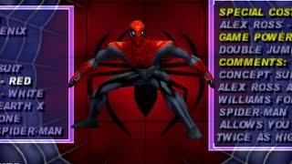 getlinkyoutube.com-Spiderman 2: Enter Electro - All unlockable costumes
