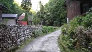 getlinkyoutube.com-廃村 霊仙落合 Visit the abandoned village