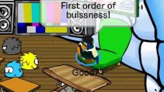 getlinkyoutube.com-Club Penguin- ESCAPE FROM SCHOOL! The Movie!