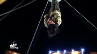 getlinkyoutube.com-خفة مع أحمد البايض - حادثة سقوط أحمد البايض/ Ahmed El Bayed Magic Stunt Goes Horribly Wrong