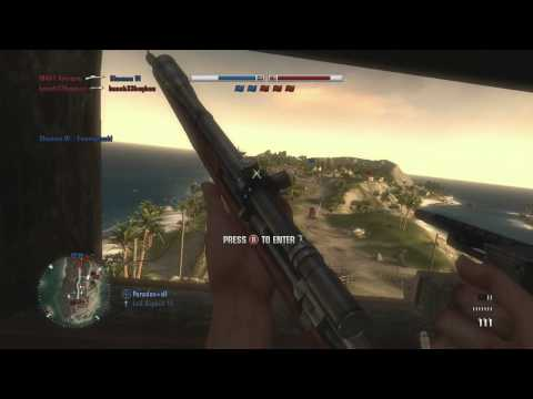 Battlefield 1943! The A-Team