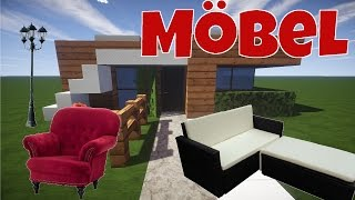 Download video minecraft moderne luxus villa mit moderner for Modernes redstone haus