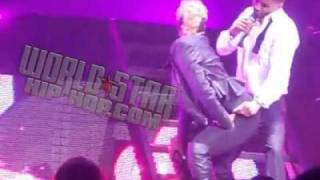 getlinkyoutube.com-Trey Songz Gets Freaky With Fan At Love Faces Concert In DC!