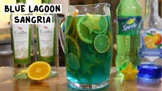 getlinkyoutube.com-Blue Lagoon Sangria