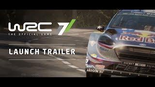 WRC 7 - Megjelenés Trailer