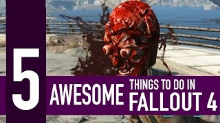 getlinkyoutube.com-5 awesome things you MUST try in Fallout 4