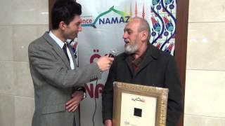Önce Namaz Projesi Finali Katılımcısı Mehmet KARAHAN