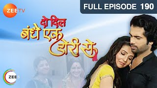getlinkyoutube.com-Do Dil Bandhe Ek Dori Se - Episode 190 - May 01, 2014