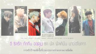 [THAISUB] Butterfly - BTS