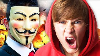 getlinkyoutube.com-Anonymous Hacker TROLLING on Call of Duty! (Hilarious Advanced Warfare Troll) LTLICKME