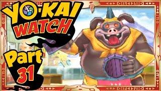 getlinkyoutube.com-Yo-Kai Watch - Part 31 | Infinite Inferno 2nd Circle - Hoggles Boss! [English Gameplay Walkthrough]
