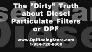 The How to on DPF Delete Kits, Tuners and Pipes - www.DPFRacing.com