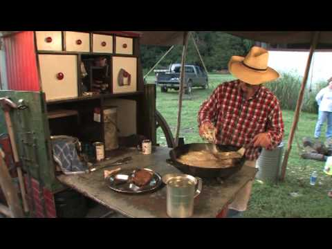Chicken Fried Steak with Kent Rollins