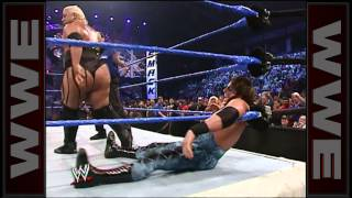 getlinkyoutube.com-Rikishi & Scotty 2 Hotty vs. Rico & Charlie Haas - WWE Tag Team Championship Match: SmackDown, Apr.