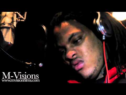 "The Grind Episode 10 - Waka FLocka (Recording ""Mud Musik"")"
