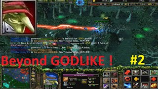 getlinkyoutube.com-DotA 6.83d - Tinker Beyond GODLIKE ! #2