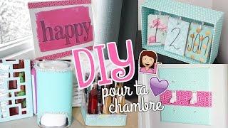 getlinkyoutube.com-DIY pour ta chambre | Facile & Cute