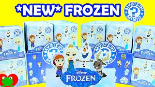 getlinkyoutube.com-30+ Disney Frozen Vinyl Figures New 2015 Funko Mystery Mini Blind Boxes