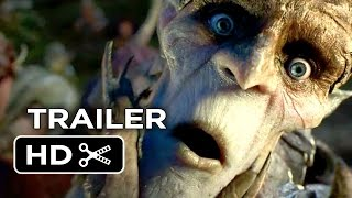 getlinkyoutube.com-Strange Magic Official Trailer #1 (2015) - George Lucas Animated Movie HD