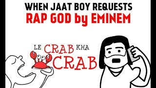 Gana Chala Do-Misheard Lyrics-Rap God-Eminem