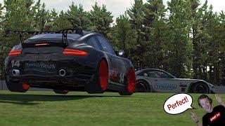 getlinkyoutube.com-iRacing - BMW Z4 GT3 at Virginia International Raceway - Mitigating Disaster with Matt Malone