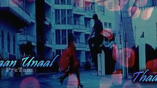Unnai kandeney Muthal  Whatsapp Status ||Paarijatham Movie