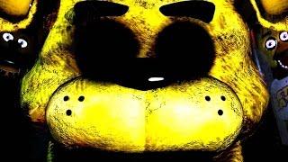 getlinkyoutube.com-WAS THAT GOLDEN FREDDY?! | Five Nights at Freddy's - Part 2