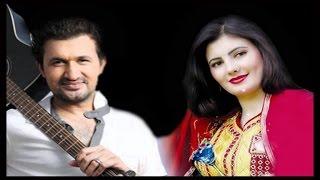 getlinkyoutube.com-Rahim Shah, Nazia Iqbal - Makh De Gulab Da Bajawar De