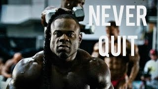 Kai Greene - Never Quit