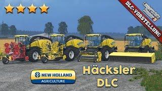 New Holland ★ Häcksler DLC Vorstellung ★ Landwirtschafts Simulator 15