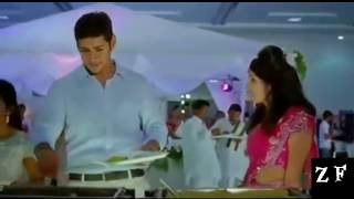 Boys Special Attitude Whatsapp Status Video 2018   Mahesh babu   Samantha Hot Sexy Girl    Z Films
