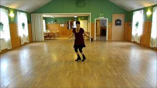 getlinkyoutube.com-Cowgirl Twist - Linedance