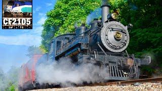 getlinkyoutube.com-Steam Trains Galore 4!