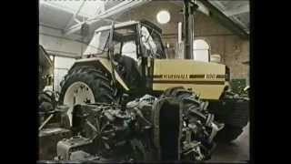 getlinkyoutube.com-Marshall tractor factory ... leyland tractors  must see