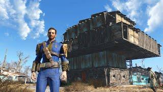getlinkyoutube.com-WORLD'S BIGGEST BASE! (Fallout 4)