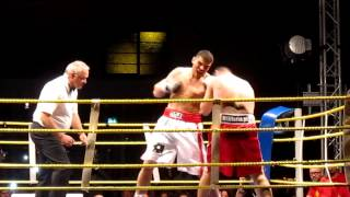 "getlinkyoutube.com-Arnold Gjergjaj ""THE COBRA"" 20.10.2012"