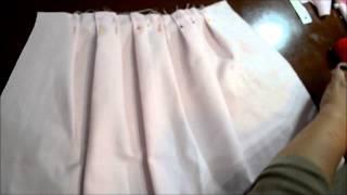 getlinkyoutube.com-Como hacer una falda de mini tablas