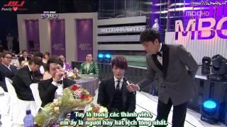 "getlinkyoutube.com-[VIETSUB] [30.12.2012] MBC Drama Awards - Yoochun & JaeJoong ""Music in Drama"" Interview"