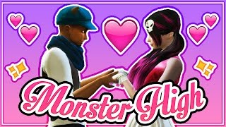 getlinkyoutube.com-The Sims 4: Monster High (Part 8) // ♥ First Date ♥