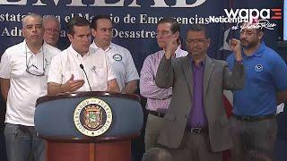 Autoridad de Energía Eléctrica de Puerto Rico y el paso del huracán Maria